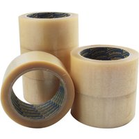Image of Sellotape Case Sealing Tape Clr 50mmx66m - 6 Pack