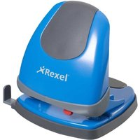 Rexel Easy Touch 230 2-Hole Punch Blue