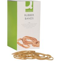 Image of Q CONNECT RUBBER BANDS 100G ASSORTED