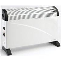 Crown 2kw Convector Heater White