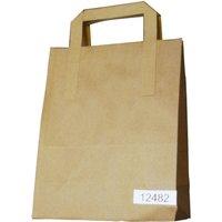 Image of AMBASS PAPER TAKEAWAY BAG PK250