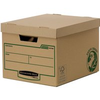 Image of Fellowes Bankers Box- Earth Series, Heavy Duty