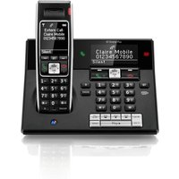 BT Diverse 7460 Plus Dect Telephone With Answering Machine - Single