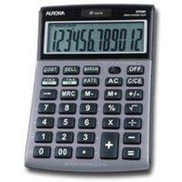 Aurora DT661 12 Digit Desktop Calculator