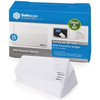 Safescan RF-100 - RFID Cards (Pack of 25)
