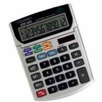 Q Connect 12 Digit Desktop Calculator