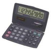 Casio SL-210TE Pocket Calculator