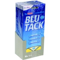 Bostik Blu Tack Economy 80108 - 12 Pack