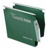 Crystalfile Ext Ltrl 30mm Grn Pk25 70640