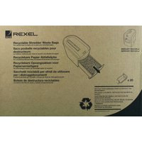 'Rexel Mercury Recycling Paper Waste Bags - 20 Pack