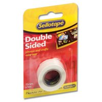 Image of Sellotape Doublesided Tape 15mmx5m 5501 - 12 Pack