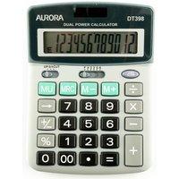 Aurora DT398 12 Digit Semi Desktop Calculator