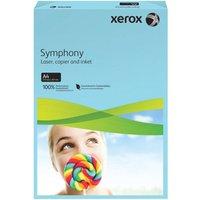 XEROX SYMPHONY A4 80GSM PSTL GRN REAM