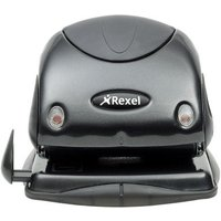 REXEL PREMIUM PUNCH P225 BLACK 2100745