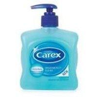 CAREX LIQUID SOAP 500ML PK2 KJEYC5002
