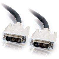C2G, 2m DVI-D M/M Dual Link Digital Video Cable