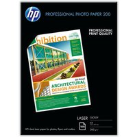 HP Professional A4 200gsm Glossy Laser Photo Paper - 100 Sheets