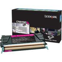 Lexmark C748 Magenta Toner cartridge