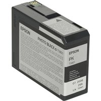 Epson T5801 80ml Photo Black Ink Cartridge