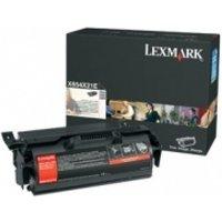 Lexmark Extra High Yield Black Toner Cartridge - 0X654X31E