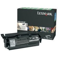 Lexmark - Toner cartridge - High Yield - 1 x black - 25000 pages