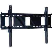 Peerless Paramount Flat To Wall Mount In Black