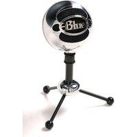 Blue Microphone Snowball Microphone-Aluminium
