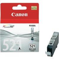 Image of Canon Cli-521gy Inkjet Cartridge 9ml - Grey