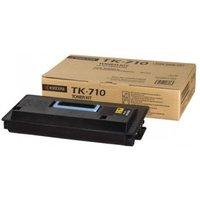 Kyocera TK 710 Black Laser Toner Cartridge