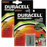 Duracell Dr9933 Twin Pack 7.4v 1000mah