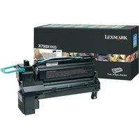 Lexmark X792X1KG Black Extra High Yield Toner Cartridge