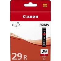 Canon Red PGI-29R Ink Cartridge