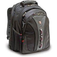 "Wenger Legacy Backpack, For Laptops up to 16"" - Black + Grey"