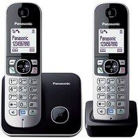 'Panasonic Tg6812 Dect Phone - Twin