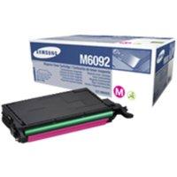 SamsungCLT-M6092S Magenta OriginalToner Cartridge - Standard Yield 7000 Pages - SU348A