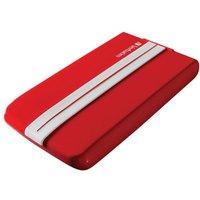 Image of Verbatim (1TB) Gt Superspeed Hard Drive USB 3.0 5400RPM 8MB External (Red)