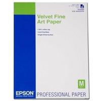 Epson Velevet Fine Art Paper A2 Pk25