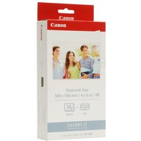 Image of *Canon KP-36IP Colour Ink Cartridge/ Paper Kit