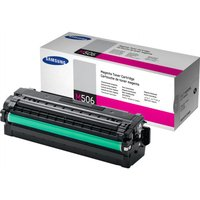 SamsungCLT-M506L Magenta OriginalToner Cartridge - High Yield 3500 Pages - SU305A