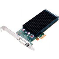 Image of NVS 300/Pci-Express x1 Low Profile 512MB GDDR3 64bit memory with DMS59 connector giving dual VGA outputs