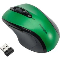 Kensington Pro Fit Mid Size Wireless Emerald Green Mouse