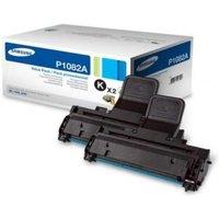 Samsung MLT-P1082A Dual Pack Black Toner Cartridges - 2x 1,500 Pages