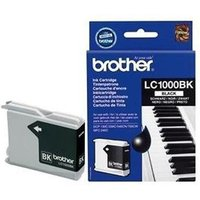 *Brother Lc1000bk Inkjet Cartridge  Black