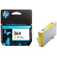 *HP 364 YELLOW INK CARTRIDGE