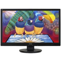 "24"" VA2445-LED Full HD VGA DVI Monitor"