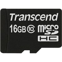 Transencd 16GB Micro SD Class 10