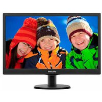 "Philips 193V5LSB2/10 18.5"" LED VGA Monitor"