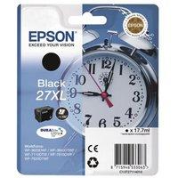 Image of Epson 27XL DURABrite UltraInk Black Ink Cartridge