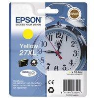 Image of Epson 27XL DURABrite UltraInk Yellow Ink Cartridge
