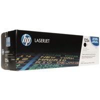 HP 125A Black Toner Cartridge - CB540A